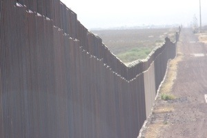 May 14th On The Border Of Agua Prieta Mx And Douglas Usa