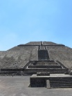 The Pyramid of the Moon.